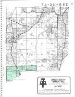 Map Image 004, Monroe County 2000